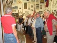 Zu Gast im Skimuseum Vaduz